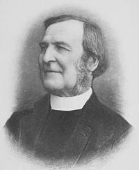 Revd Frederick Temple (1821-1902)
